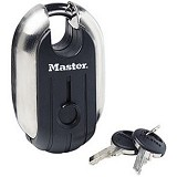 MASTER LOCK Specialty Locks Titanium Series Padlocks [187D] - Kunci Gembok